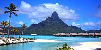 The Island of Tahiti